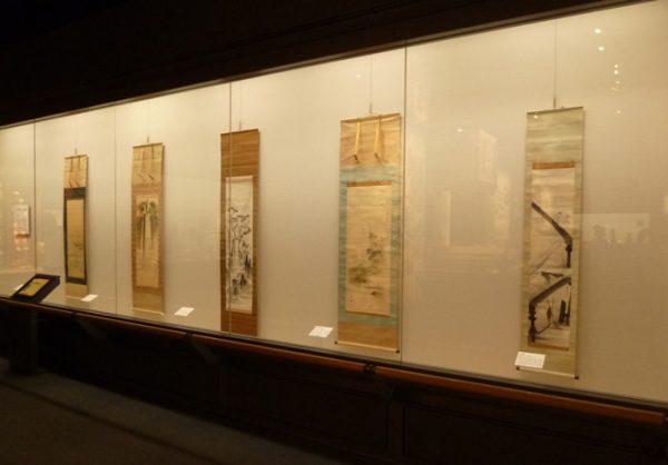 大阪歴史博物館 常設展示「水辺の風景」