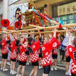 御津宮(御津八幡宮) 夏祭