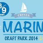 CRYSTA MARIN CRAFT PARK 2014