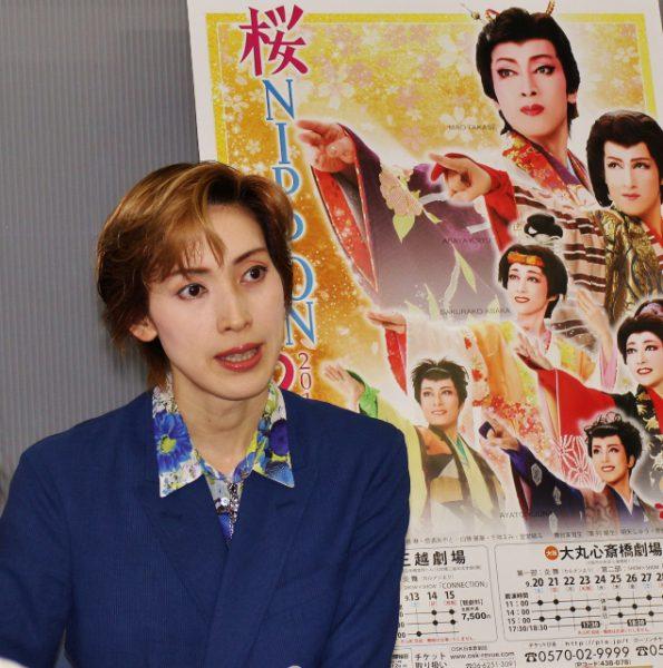 ミナミから元気を!OSK日本歌劇団 ~高世麻央さんインタビュー~