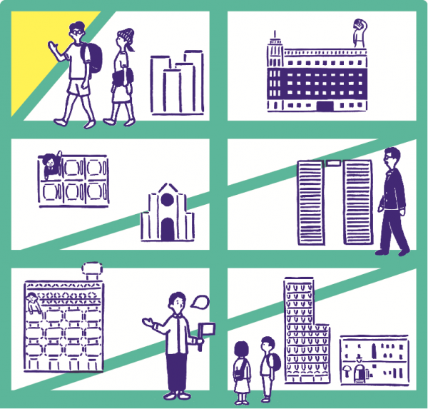 生きた建築ミュージアム フェスティバル大阪2014