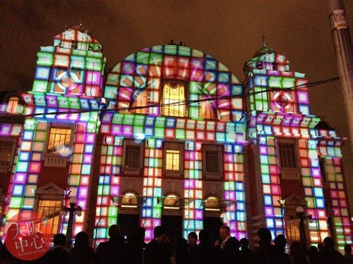 OSAKA光のルネサンス2014