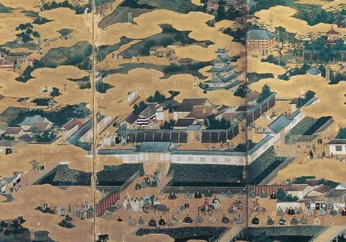 大阪城天守閣 常設展「描かれた城郭」