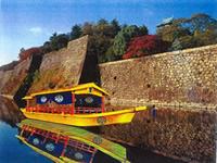 天下一の黄金の和船 大阪城御座船