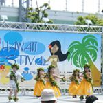 Hawaii festival in OSAKA