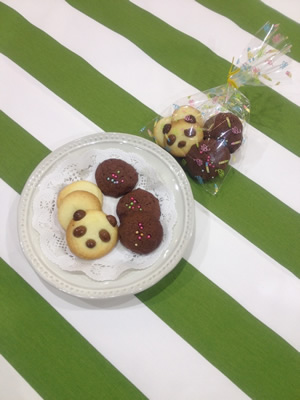 大阪ガスグループ お菓子作りボランティア