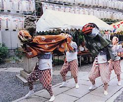生國魂神社 いくたま夏祭