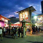 今宮戎神社 夏祭「こどもえびす」