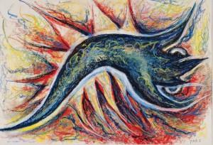 クレパス誕生90年 クレパス画名作展