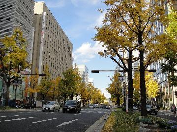 御堂筋完成80周年記念事業シンポジウム