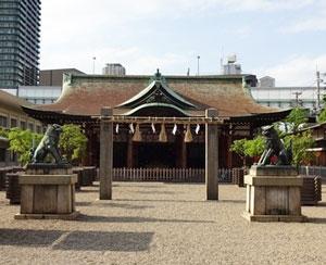 大阪・まち・再発見ぶらりウォーク第7回「七福神&パワースポットめぐり」