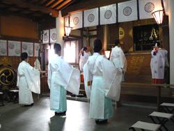坐摩神社 鎮魂祭 2016