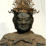 非公開の市指定文化財「三津寺仏像群」特別公開