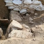 特別史跡大坂城跡の発掘調査現場を一般公開