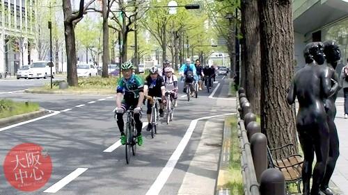 第10回 御堂筋サイクルピクニック PREMIUM BIKE IMPRESSION 2016WEST
