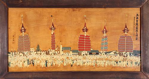 大阪歴史博物館 常設展示「玉出のだいがく」
