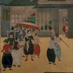 大阪城天守閣 3階夏の展示「桃山の明暗」