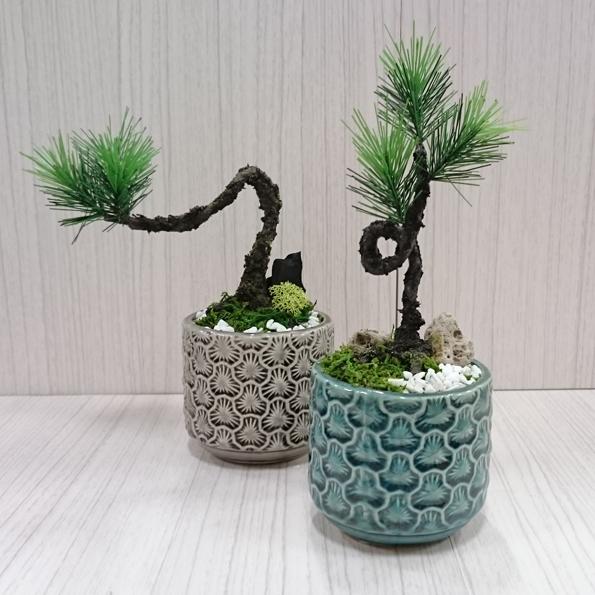 東急ハンズ心斎橋店「BONSAI(盆栽)ジオラマをつくろう」