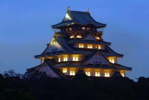 大阪城天守閣 夏の開館延長
