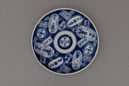 大阪歴史博物館 特別企画展「コレクションの愉しみ-印判手の皿とアジアの凧-」