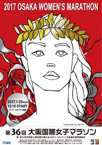 第36回 大阪国際女子マラソン