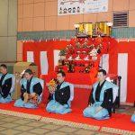 桃の節句イベント~五人囃子生演奏~