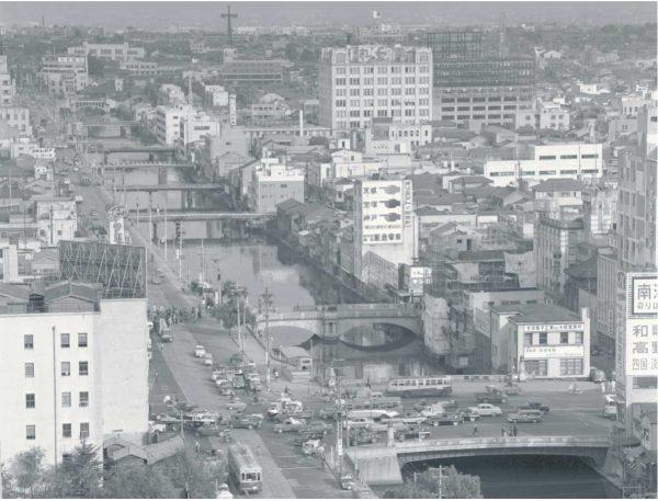 旧長堀川 - 大阪中心 The Heart of Osaka Japan – 大阪市中央区 ...