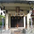 坐摩神社・火防陶器神社・繊維神社