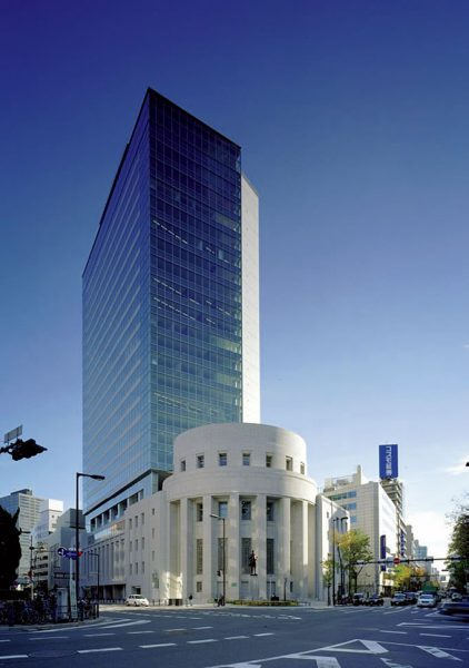 Osaka Securities Exchange Building