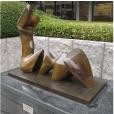 御堂筋彫刻ストリートの彫刻
