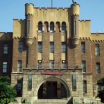 Old 4th Army Division(Ex-Osaka Municipal Museum)