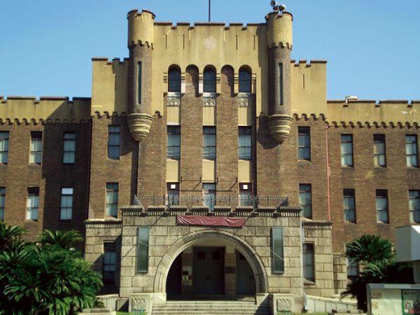 旧陸軍第四師団(旧大阪市立博物館)
