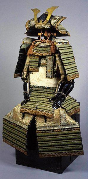 大阪城天守閣 4階 企画展示「いくさの装い変遷史」