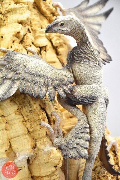 天王寺動物園 企画展「奇想天外 ~小さなキョウリュウの2億年~」