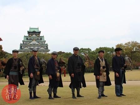 大阪城・ブルターニュ大公城友好城郭提携記念 幕末150年フェスティバル