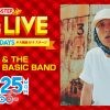 BIGSTEP 2017 Xmas SPECEIAL LIVE「BASI & THE BASIC BAND」
