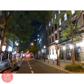 大阪あそ歩「中之島と三休橋筋のレトロビルを観て歩く~ナイトバージョン~」