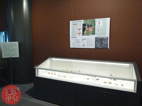 大阪歴史博物館 常設展示「魚をとる 弥生・古墳時代の大阪の漁法」