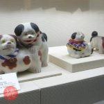大阪歴史博物館 常設展示「宮脇コレクションと犬の郷土玩具」