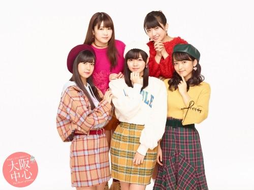 こぶしファクトリー 3/28発売 5thシングル発売記念ミニライブ&握手会