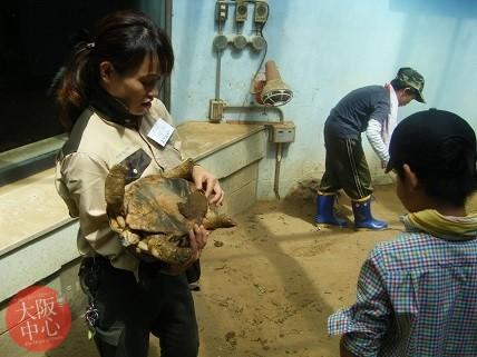 第44回 天王寺動物園サマースクール