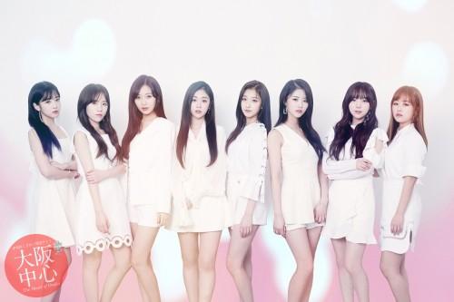 Lovelyz 4th Mini Album [治癒] プロモーションイベント