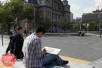 大阪市中央公会堂を描こう!