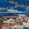 大阪城天守閣3階 夏の展示「大坂城前史~そして秀吉(アイツ)がやってきた~」
