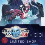 『PSO2』×OlOl LIMITED SHOP inなんばマルイ