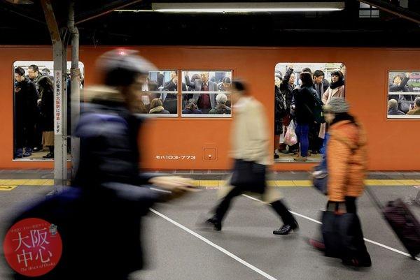 佐々木修宏写真展「大阪オレンジループ~さよなら環状線の103系~」