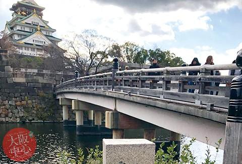幕末・維新150年ウオーク「特別編南海・京阪共催 大阪城天守閣から幕末維新の地を巡る」