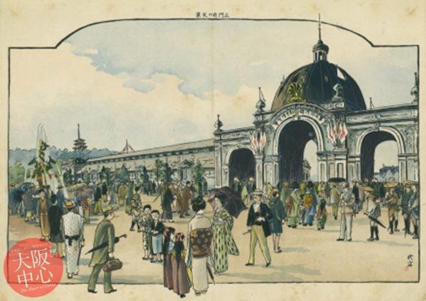 公文書館明治150年企画展示第3期「第五回内国勧業博覧会」