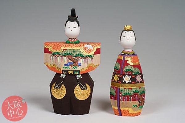 木彫雛人形展