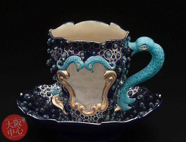 田久保 静香 作陶展 Jewel cups